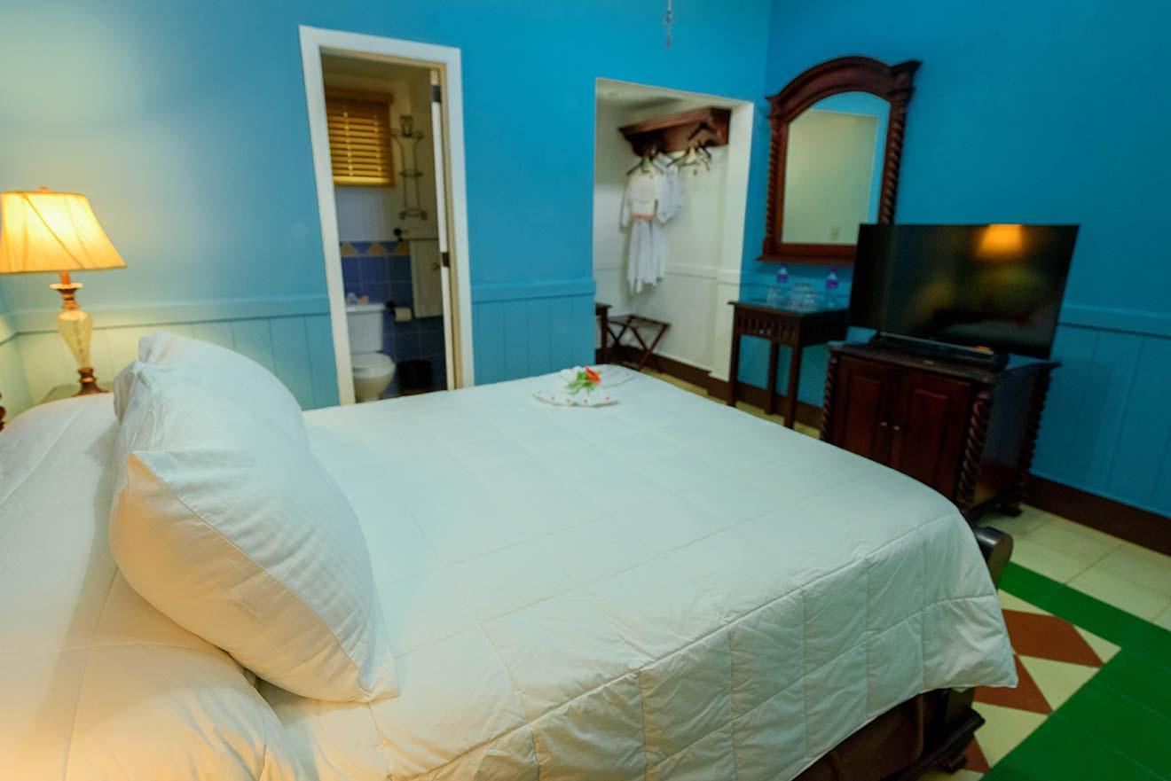 Habitacion Queen Hotel Victoriano San Juan Del Sur Nicaragua